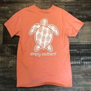 Three simply southern tee shirts